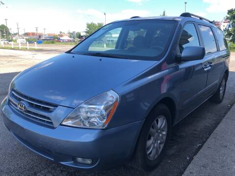 2008 Kia Sedona for sale at 5 STAR MOTORS 1 & 2 in Louisville KY