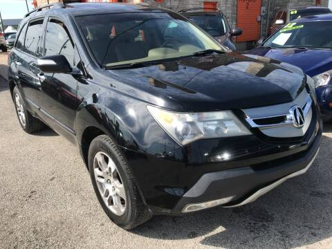 2008 Acura MDX SH-AWD w/Tech w/RES for sale at 5 STAR MOTORS 1 & 2 in Louisville KY