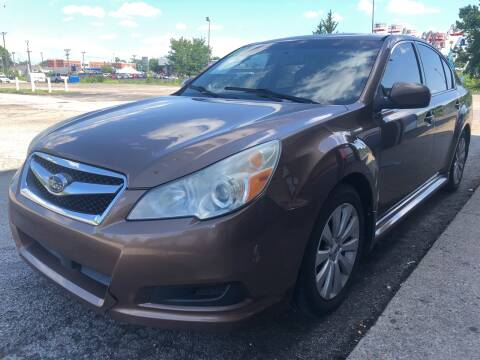 2011 Subaru Legacy for sale at 5 STAR MOTORS 1 & 2 in Louisville KY