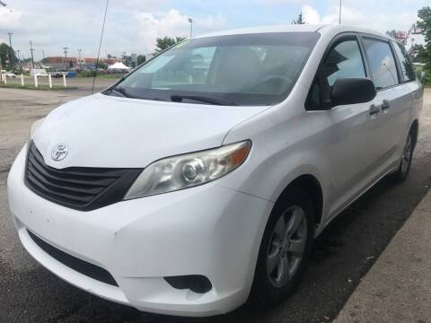 2011 Toyota Sienna for sale at 5 STAR MOTORS 1 & 2 in Louisville KY