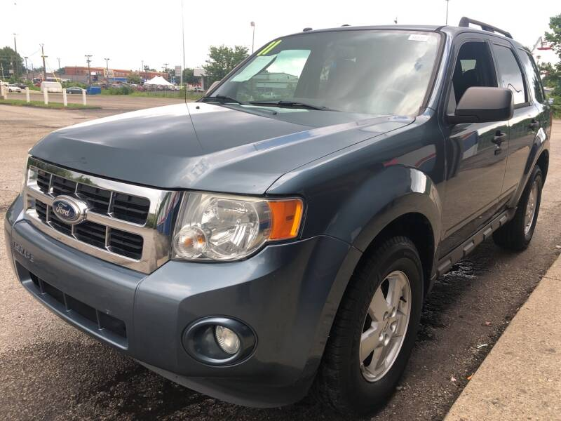 2011 Ford Escape for sale at 5 STAR MOTORS 1 & 2 in Louisville KY