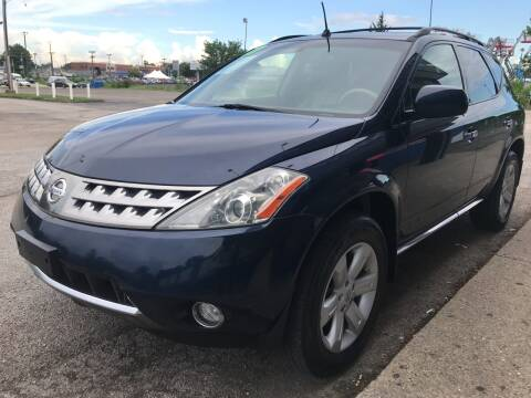 2007 Nissan Murano for sale at 5 STAR MOTORS 1 & 2 in Louisville KY