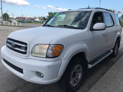 2004 Toyota Sequoia for sale at 5 STAR MOTORS 1 & 2 in Louisville KY