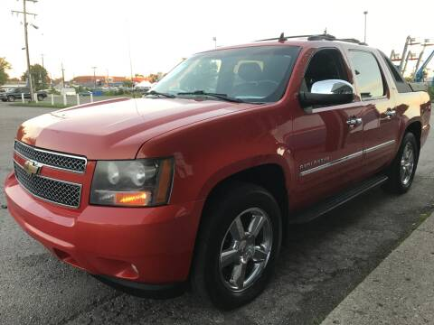 2011 Chevrolet Avalanche for sale at 5 STAR MOTORS 1 & 2 in Louisville KY