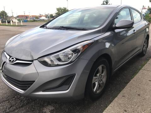 2015 Hyundai Elantra for sale at 5 STAR MOTORS 1 & 2 in Louisville KY