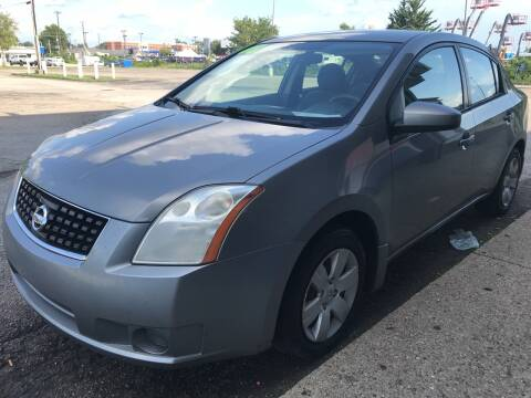 2008 Nissan Sentra for sale at 5 STAR MOTORS 1 & 2 in Louisville KY