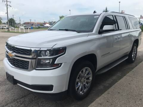 2015 Chevrolet Suburban for sale at 5 STAR MOTORS 1 & 2 in Louisville KY