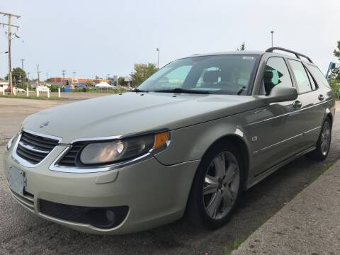 2007 Saab 9-5 for sale at 5 STAR MOTORS 1 & 2 in Louisville KY