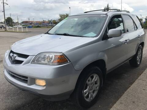 2006 Acura MDX for sale at 5 STAR MOTORS 1 & 2 in Louisville KY
