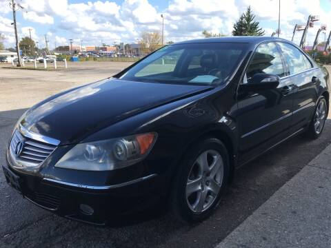2005 Acura RL for sale at 5 STAR MOTORS 1 & 2 in Louisville KY