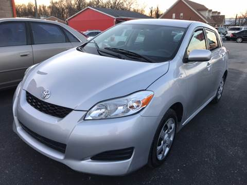 2010 Toyota Matrix for sale in Louisville, KY