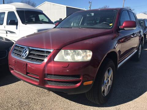 2005 Volkswagen Touareg for sale in Louisville, KY