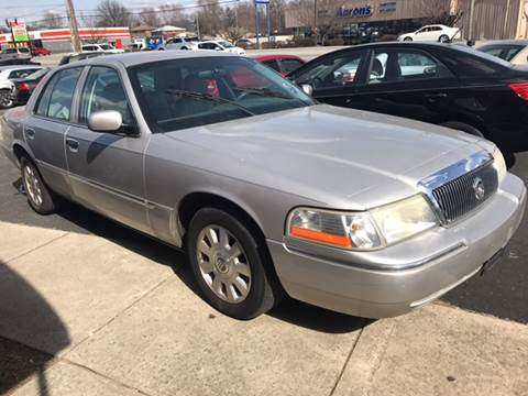 2003 Mercury Grand Marquis for sale in Louisville, KY