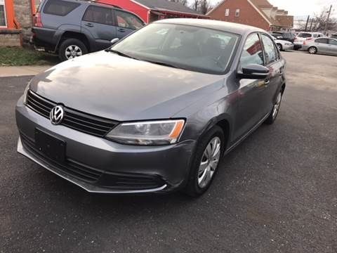 2014 Volkswagen Jetta for sale in Louisville, KY