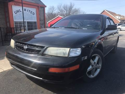 1999 Nissan Maxima for sale in Louisville, KY