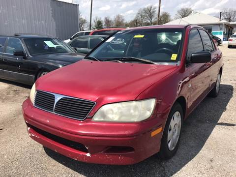 2003 mitsubishi lancer for sale in louisville ky