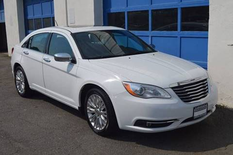 2013 Chrysler 200 for sale in Santiago NJ