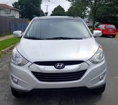 2012 Hyundai Tucson for sale in Santiago NJ