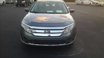 2012 Ford Fusion for sale in Goldsboro NC