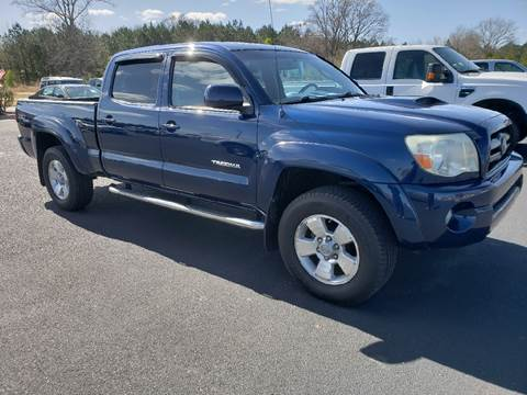 2007 toyota tacoma for sale in north carolina. Black Bedroom Furniture Sets. Home Design Ideas