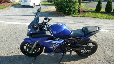 2009 Yamaha fzr-6r