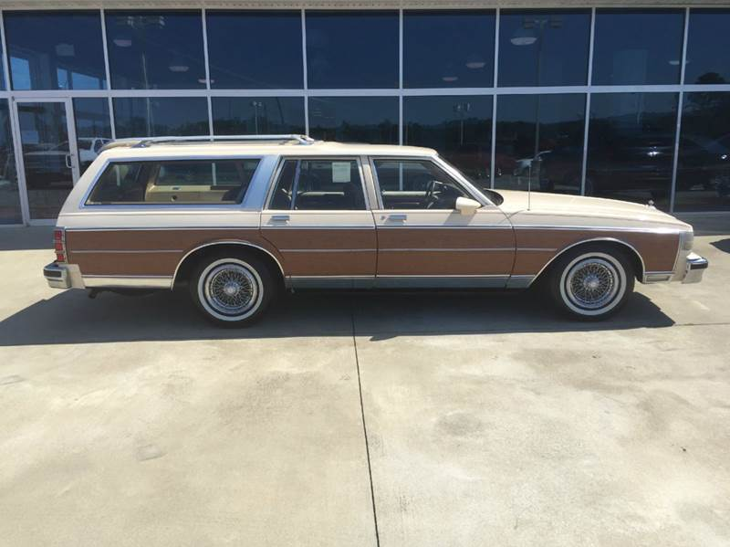 1989 Chevrolet Caprice Clic 4dr Wagon In Travelers Rest SC ...