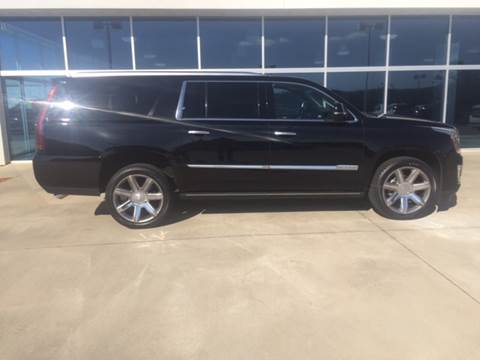 2016 Cadillac Escalade ESV for sale in Travelers Rest, SC