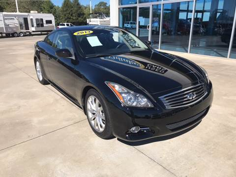 2013 Infiniti G37 Coupe for sale in Travelers Rest, SC