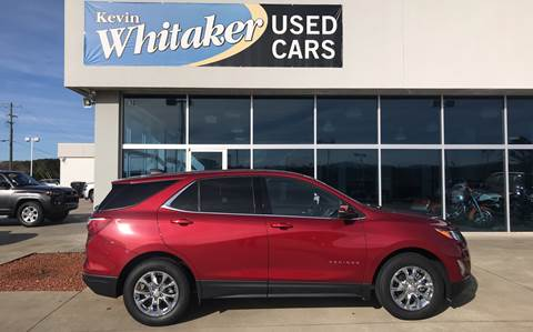 2018 Chevrolet Equinox for sale in Travelers Rest, SC