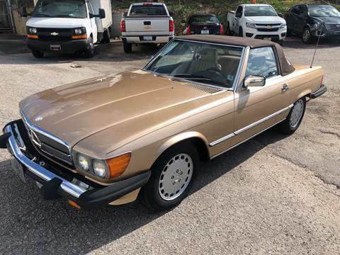 1987 Mercedes-Benz 560-Class for sale in Travelers Rest, SC