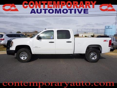 2009 GMC Sierra 2500HD for sale in Tuscaloosa, AL