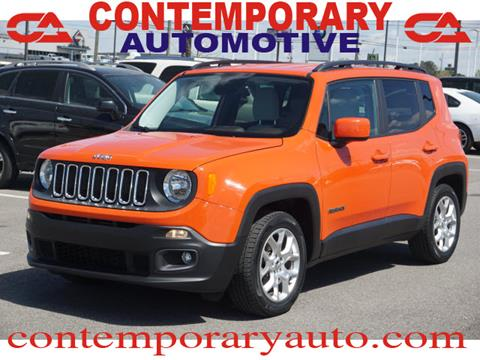2015 Jeep Renegade for sale in Tuscaloosa, AL