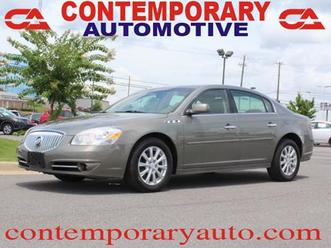 2010 Buick Lucerne for sale in Tuscaloosa, AL