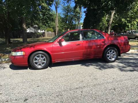 2001 Cadillac Seville For Sale In Arkansas Carsforsale