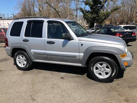 2006 Jeep Liberty for sale in Neptune, NJ