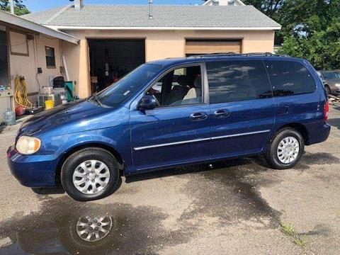 2005 Kia Sedona for sale at Affordable Auto Detailing & Sales in Neptune NJ