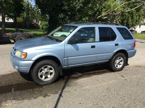 2003 Isuzu Rodeo S V6 for sale at Affordable Auto Detailing & Sales in Neptune NJ