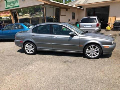 2002 Jaguar X-Type for sale at Affordable Auto Detailing & Sales in Neptune NJ