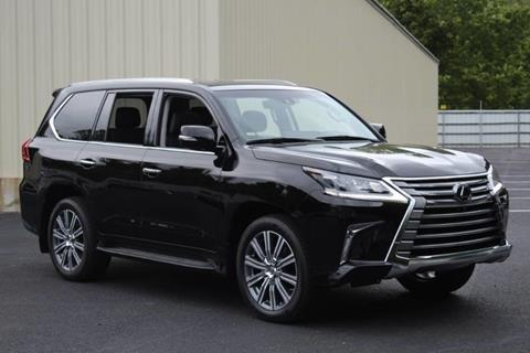 2017 Lexus Lx 570 For Sale In Cullman Al Carsforsale Com