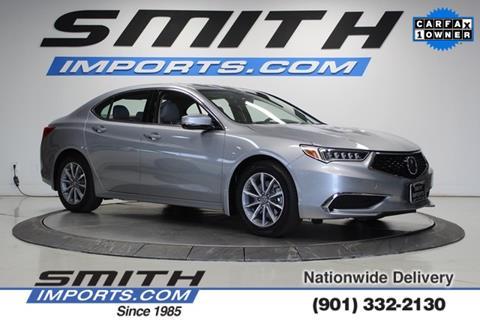 2018 Acura TLX for sale in Memphis, TN
