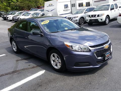 2014 Chevrolet Malibu for sale in Covington, VA