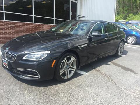 2016 BMW 6 Series for sale in Covington VA