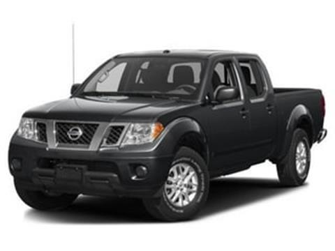 2016 Nissan Frontier for sale in Covington, VA
