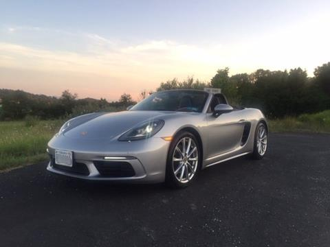 2017 Porsche 718 Boxster for sale in Covington, VA