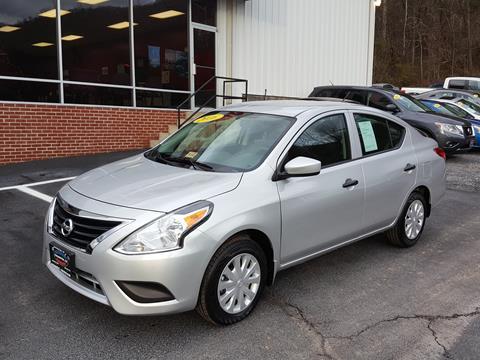 2016 Nissan Versa for sale in Covington, VA