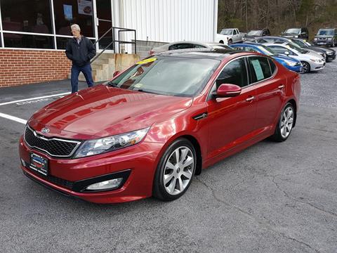 2013 Kia Optima for sale in Covington, VA