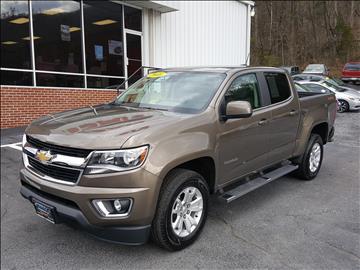 2016 Chevrolet Colorado for sale in Covington, VA