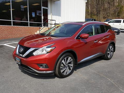 2015 Nissan Murano for sale in Covington, VA