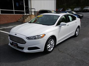 2013 Ford Fusion for sale in Covington, VA