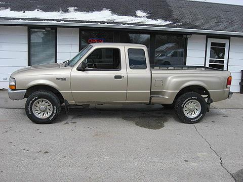 1999 Ford Ranger for sale in Perry, IA